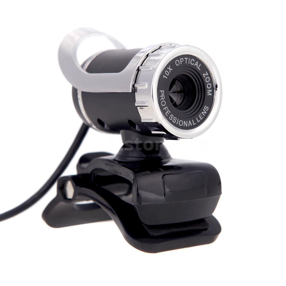 50 megapixel hd usb webcam kamera mit mikrofon 360 grad f r pc skype laptop k8r3 ebay. Black Bedroom Furniture Sets. Home Design Ideas