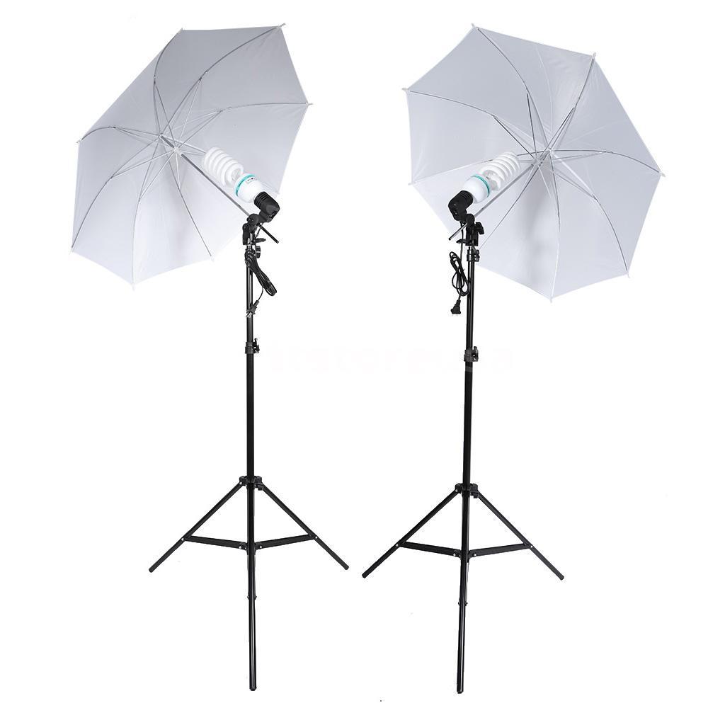 Photography Studio Portrait Product Lighting Tent Kit