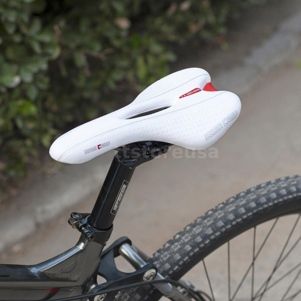 Comfortable Mountain Bike Bicycle Cycling Seat Saddle Cushion Pad