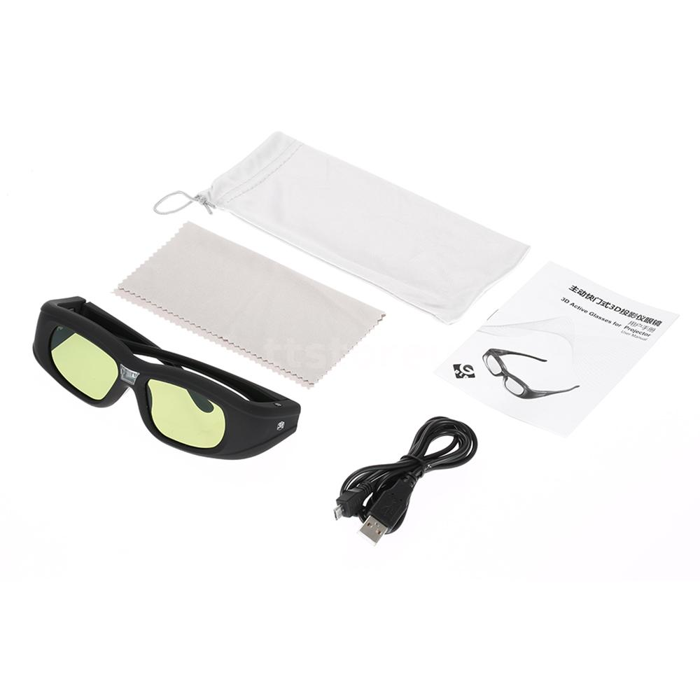 D Glasses For Viewsonic Projector